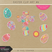 Easter Clip Art Kit #8