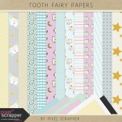 Tooth Fairy Papers Kit