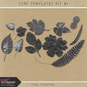 Leaves Kit #1 (Templates)