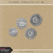 Flower Templates Kit #6