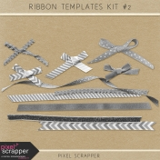 Ribbon Templates Kit #2