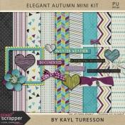 Elegant Autumn Mini Kit