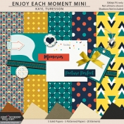 Enjoy Each Moment Mini Kit