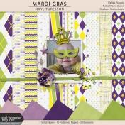 Mardi Gras Mini Kit