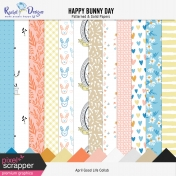 Happy Bunny Day | Papers Kit
