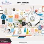 Happy Bunny Day | Elements Kit