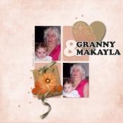 Granny&Makayla