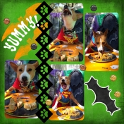 The Hounds of Hell Halloween 2016 Ghostly Goodies 1