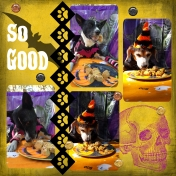 The Hounds of Hell Halloween 2016 Ghostly Goodies 3