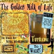 The Golden Milk of Life