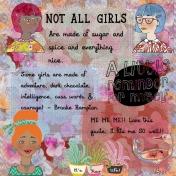 Not all Girls