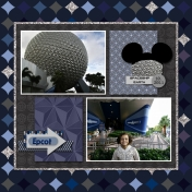 Spaceship Earth ~ DisneyWorld 2011