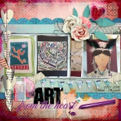 My ART from the heart