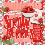 get your daily dose of strawberries