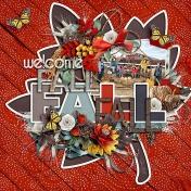 welcome Fall Fall Fall