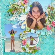 High Tides Good Vibes Beach Babe
