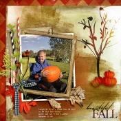 Austens Pumpkin