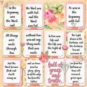 Pocket Bible Journaling Jesus: Creator & Sustainer page2