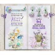 Bible Journaling TN Lavender Love