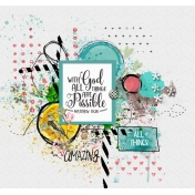 Bible Journaling with Brushes