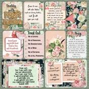 Frustration Bible Verses Pocket Card