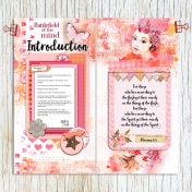 Bible Journaling in a Travelers Notebook BTOM Intro