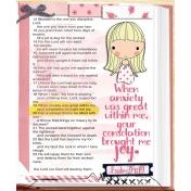Bible Journaling Psalm 94