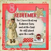 December Daily Faith Dex Card Titles Of Christ: Redeemer