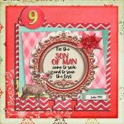 December Daily Faith Dex Card Titles Of Christ: Son of Man