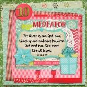 December Daily Faith Dex Card Titles Of Christ: Mediator