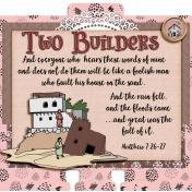 Parables Jesus Told Faith Dex Cards #1
