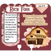 Parables Jesus Told Faith Dex Cards 3