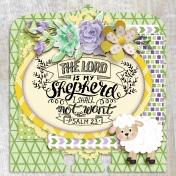Memory Dex Card: The Lord is my Shepherd