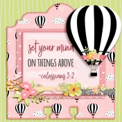 Memory Dex Card with Bible verse