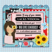 Wisdom Bible Study Dex Card 01