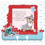 Thumper Quote Memory Dex Card