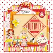 Memory Dex Card: Beatitudes Daily Bread