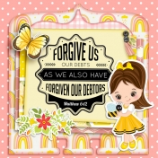 Memory Dex Card: Beatitudes Forgive Us Our Debts