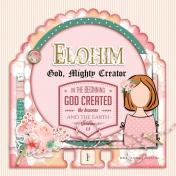 Names of God Memory Dex Card 1