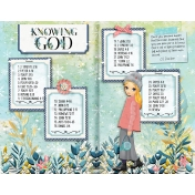 Knowing God Better Treasure Journal: Prompts