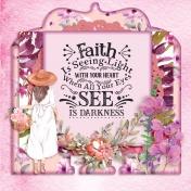 Memory Dex Card: Discernment: Faith