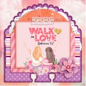 Memory Dex Card; Walk in Love