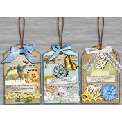 Bible Journal Tags