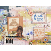 Pause: Bible Journal Page