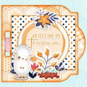 Mini Album With Memory Dex Cards p3