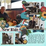 Josh's New Ride