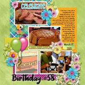 Birthday #58