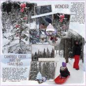 Campbell Creek Airstrip Trail Head- Anchorage, AK
