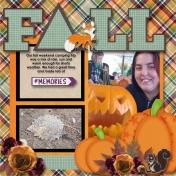 Pumpkin Memories