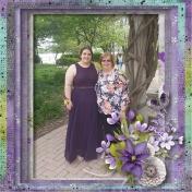 Taylor & Grandma Mc
